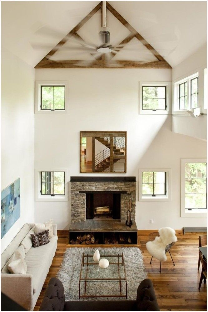 17 Best Images About Wood And Accent Walls On Pinterest Wall Mount Chandelier Lighting And