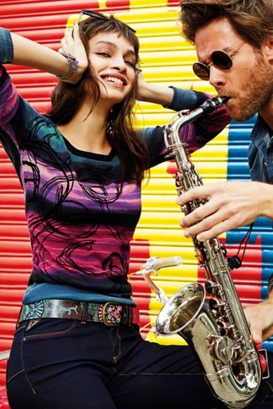 Shop Desigual Black Friday offer: Get 30% off everything. 11/28 one day ONLY!