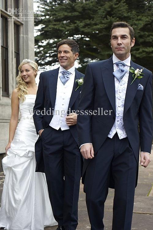 44 best Wedding Attire - MEN images on Pinterest | Dress wedding ...