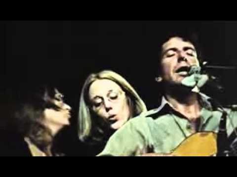 ▶ Leonard Cohen - Sisters of Mercy - live 1972 - YouTube