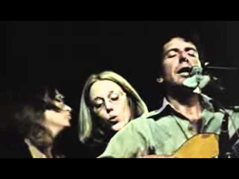 ▶ Leonard Cohen - Sisters of Mercy - live 1972 - YouTube