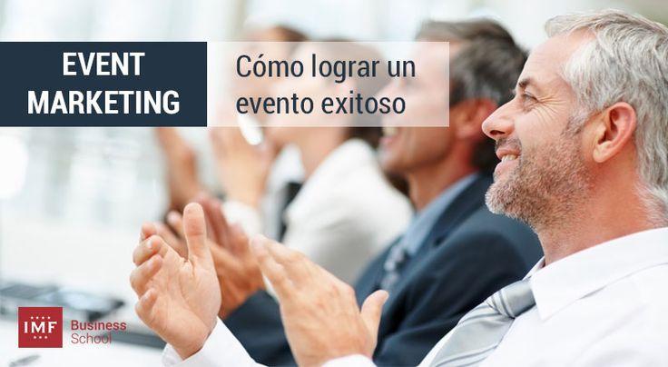 El Event Marketing se basa en el desarrollo de una marca y la conceptualización de experiencias memorables para el consumidor.