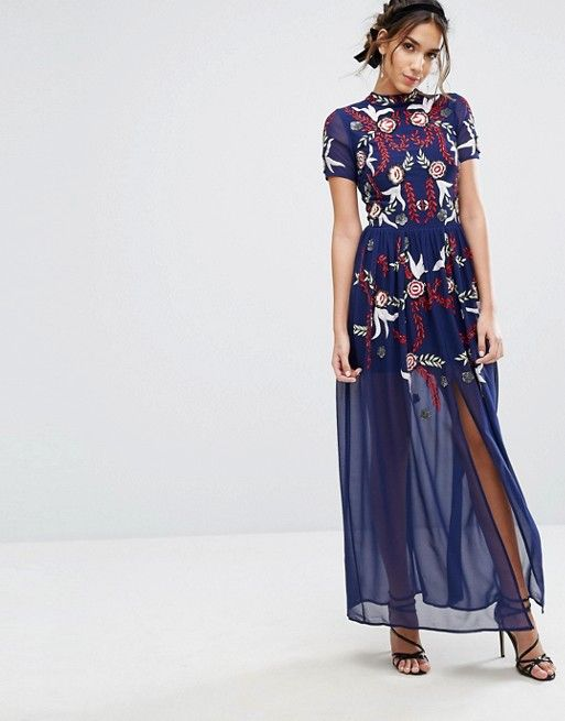 Frock and Frill | Frock & Frill Sequin Maxi Dress