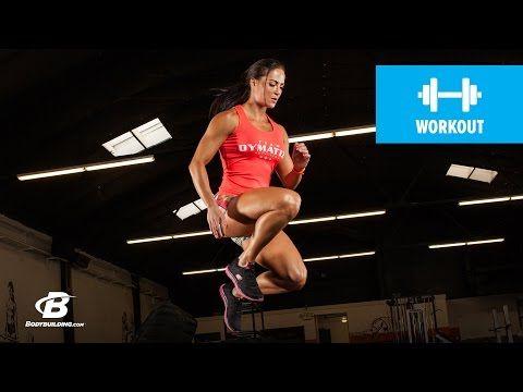 Erin Stern Elite Body 4 Week Daily Fitness Trainer Day 2