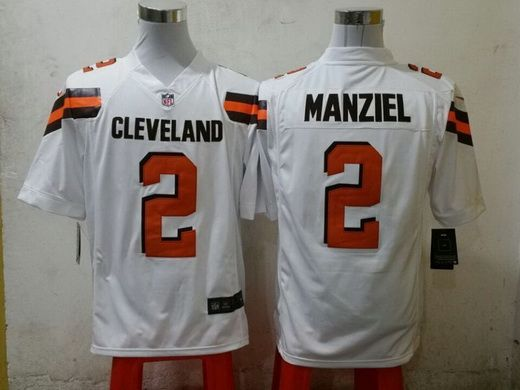a5e5ea41f54 2014 new nfl jerseys cleveland browns 2 johnny manziel impact ...