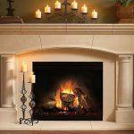 marble-fireplace-mantel-kits-decor