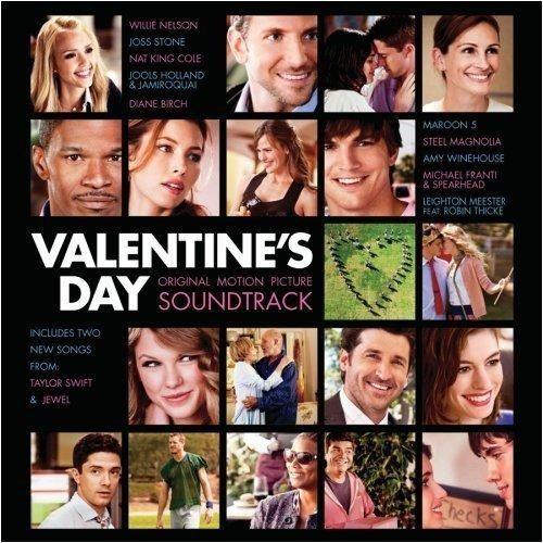 BSO Valentine's day (historias de San Valentin) - 2010.