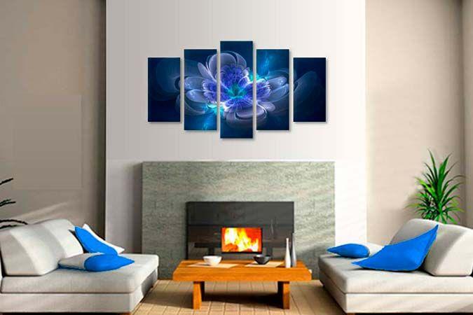 Tablouri canvas si multicanvas decorative - Tablouri moderne