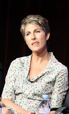 Tamsin Greig.  Great comedy actress.