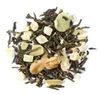 My favorite tea: David's Tea Toasted Walnut Green Tea