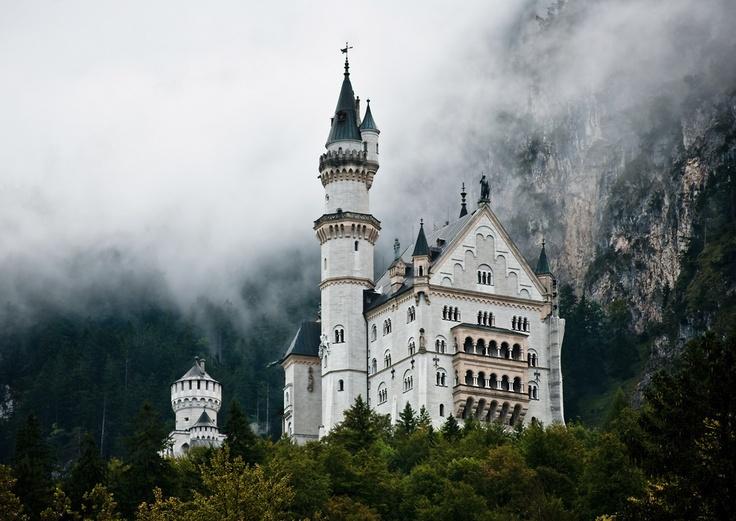 Neuschwanstein Castle, GermanyDreams Home, Favorite Places, Schloss Neuschwanstein, Castles Neuschwanstein, Magic Kingdom, Beautiful, Neuschwanstein Castles, Travel, Bavaria Germany