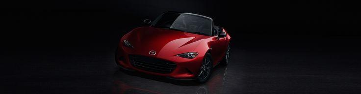 Helt nye Mazda MX-5