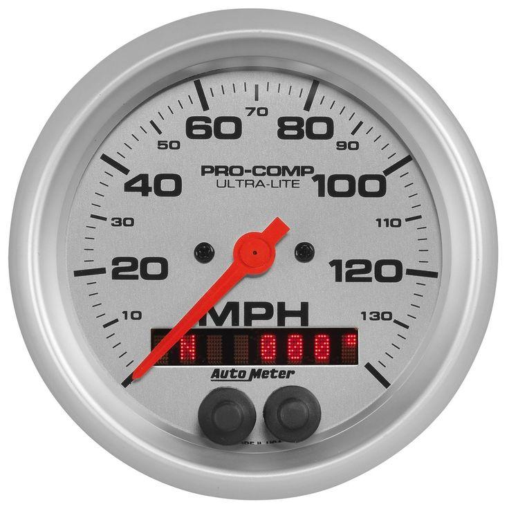 Gauge Speedometers OReilly Auto Parts