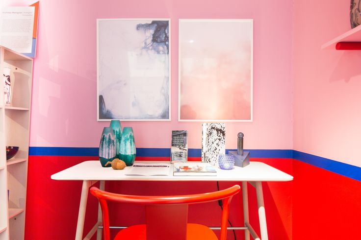 E15 at Colour Emotions. Interior by Sara Garanty.