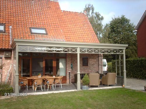 Open veranda google zoeken idee n voor het huis for Open veranda design