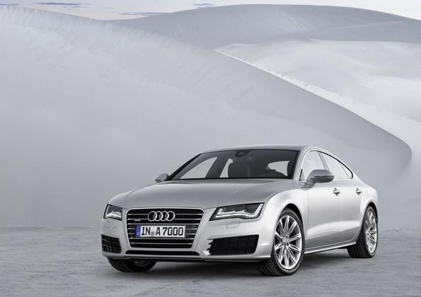 Audi A7 Sportback -wish listed