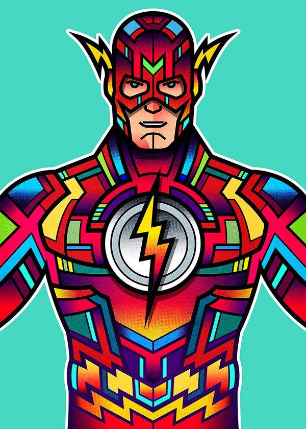 Best 25 flash superhero ideas on pinterest flash comics - Super hero flash ...
