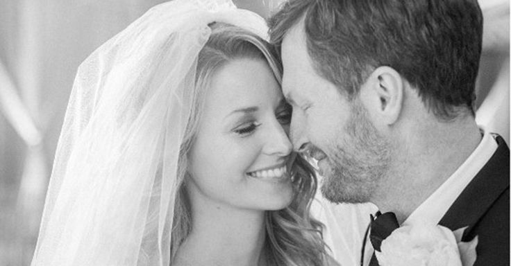 Dale Earnhardt Jr.'s new wife just shared a honeymoon pic that has everyone talking