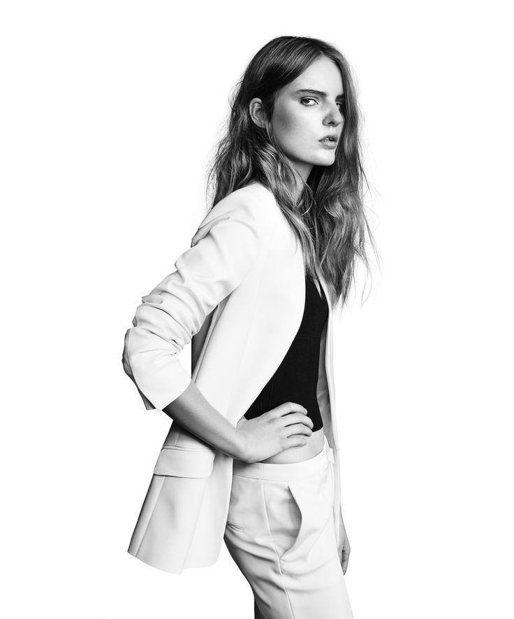 White suit // #Studio25Finland #TigerOfSweden #SS14