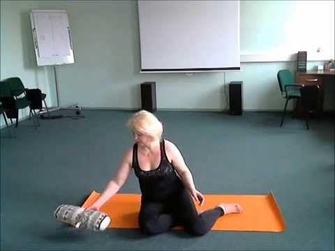 Тибетская гормональная гимнастика - YouTube