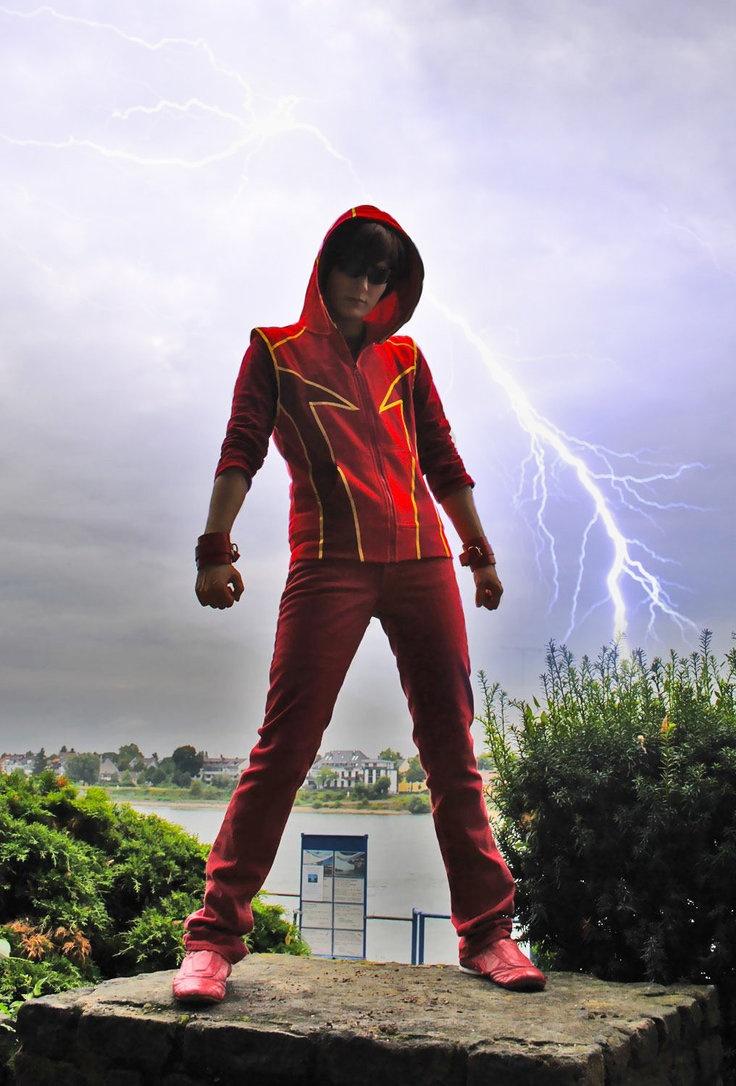 ... Flash Smallville Costume ... & Flash Smallville Costume