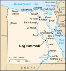 dal canale youtube di animoGiornalaio Nel dicembre del 1945, a Nag Hammadi, nell'Alto Egitto, furono scoperti decine di manoscritti di sconvolgente importanza perché rivelarono un cris…