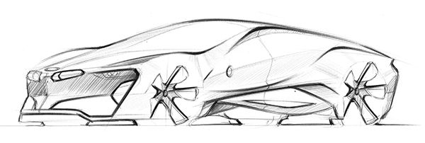 BMW Osmotic Drive Revision on Behance