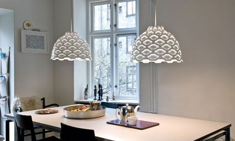 The new Louis Poulsen light by Louise Campbell