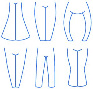How To Draw A Cartoon Character Legs