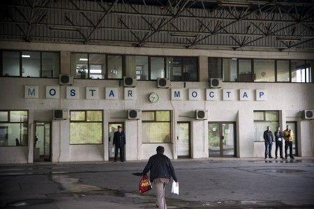 vonat bosznia
