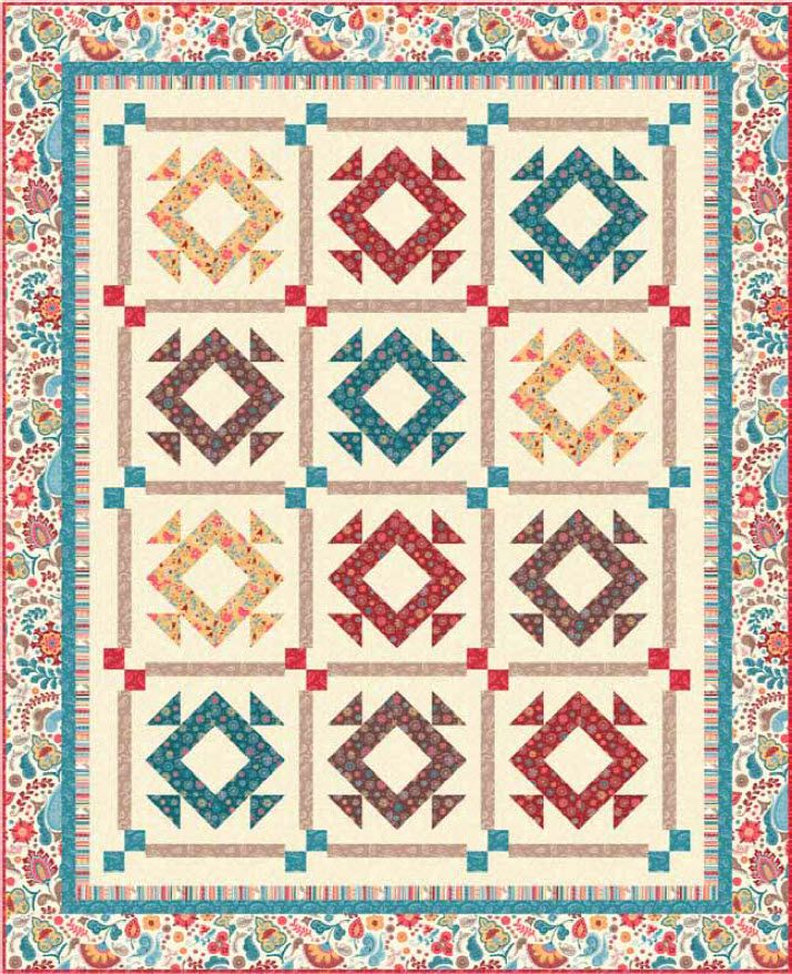 Chelsea Free Quilt Pattern