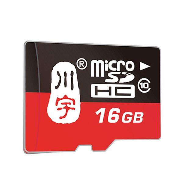16GB classe cartão de memória para cartão micro sd tf 10 para Xiaomi Yi Gopro SJcam SJ4000 H9R h8r Procar h8 DVR câmera esporte EKEN H9 sj5000x GPS