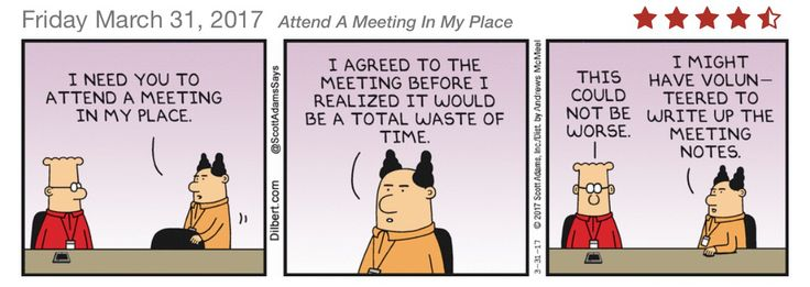 Meetings Are A Waste Of Time Quotes: Pin By Newsville Foster On Cartoons