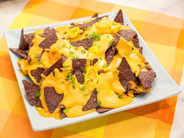 Get Squacho Cheese Sauce (Butternut Squash Nacho Cheese Sauce) Recipe from Food Network