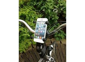 RAM Mount EZ-Strap met X-Grip smartphonehouder #fiets