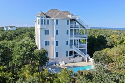 Permalink to 7 Bedroom Soundfront Outer Banks Rentals