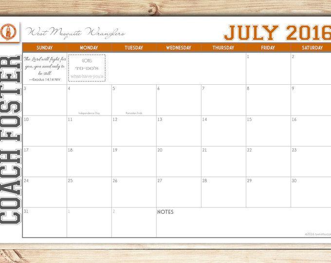 Custom Full Color Desk Pad Calendar Create Your Own Colorful Desk Pad Calendar With Large Imprint Across The Top Desk Calendar Pad Colorful Desk Clear Vinyl