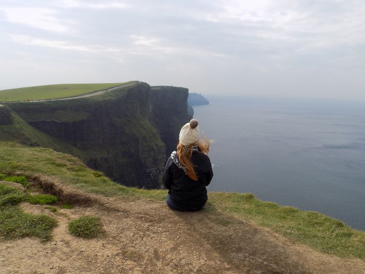 Cliffs of Moher near Galway on the west coast of Ireland