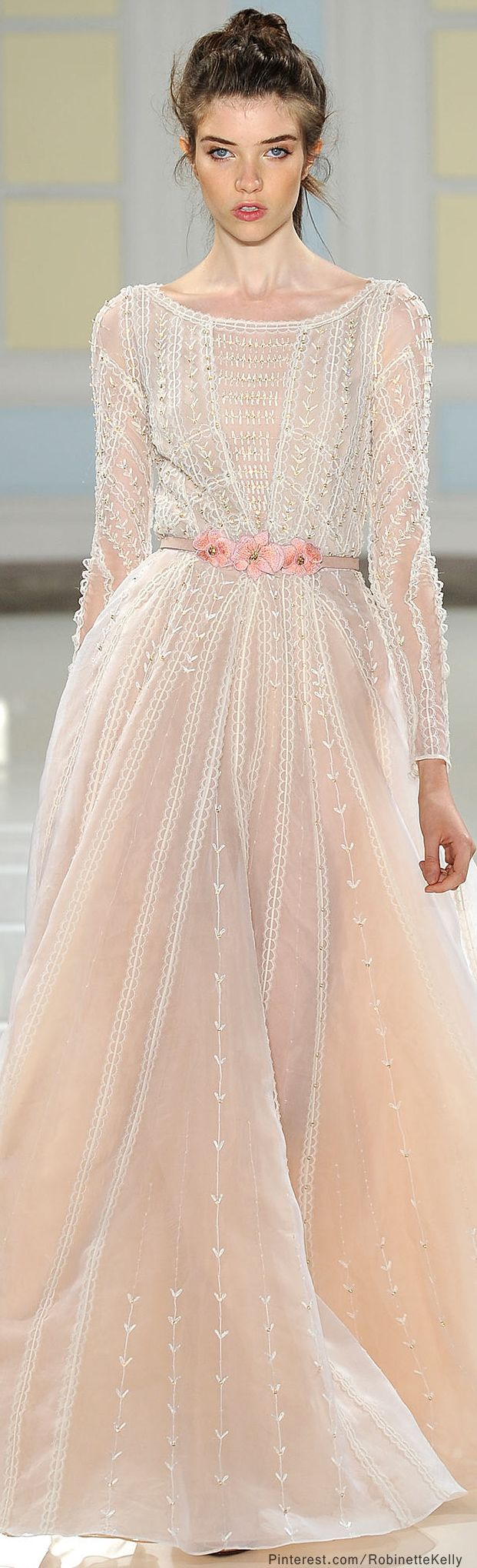 Temperley London | S/S 2014 | TedBaker;Temperley;Terani | Pinterest | Temperley, Gowns and Couture