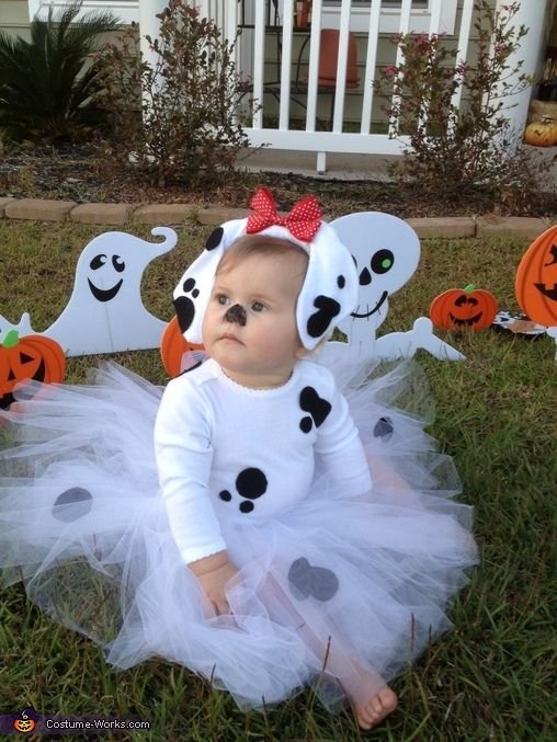 Baby Dalmatian - Halloween Costume Contest via @costume_works