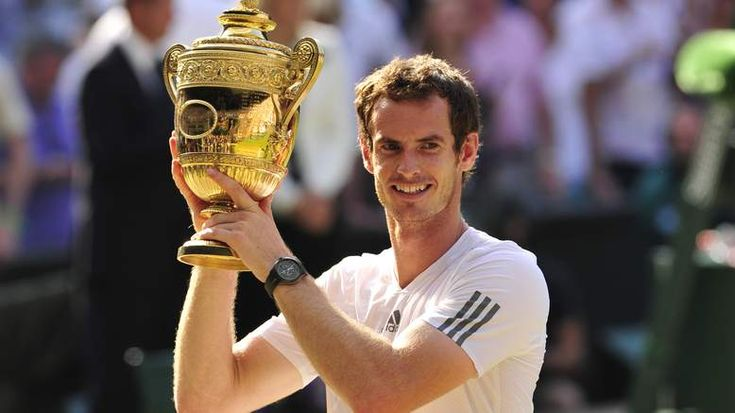 Finally... the long journey full of determination and passion but most of all, incredible tennis. Congratulations Andy, you've just made a part of British history and raised the temperature even further on this stunning day!! #wimbledon #day13 #gamesetmatch