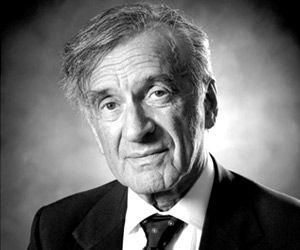 """'Elie (Eliezer) Wiesel este evreu-american de origine român, supraviețuitor al Holocaustului, scriitor, profesor, filozof, ziarist, eseist și un activist în drepturile omului. Dintre cele 57 de cărți pe care le-a scris, """"Noaptea"""" este cel mai cunoscut și a avut priză la public încă de început. A contat și faptul că lucrarea este bazată pe experiența și trăirile sale ca prizonier la Auschwitz, Buna și lagărele de concentrare de la Buchenwald, practic regăsind în paginile volumului o descriere…"""