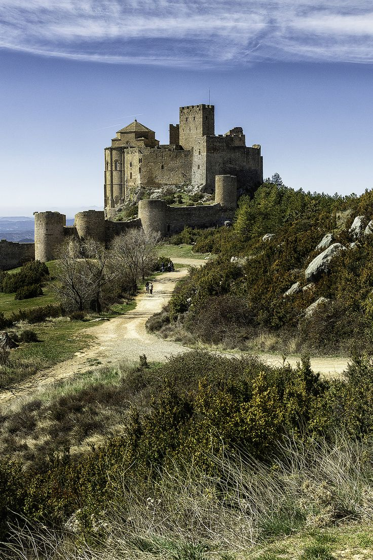 Loarre Castle - Huesca, Spain by miguelerele