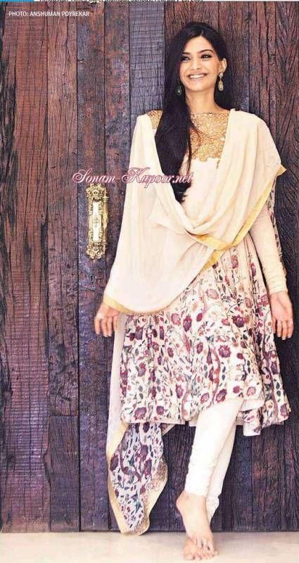 'Salwar-Kameez and Chunni / Dupatta' -- Love this outfit