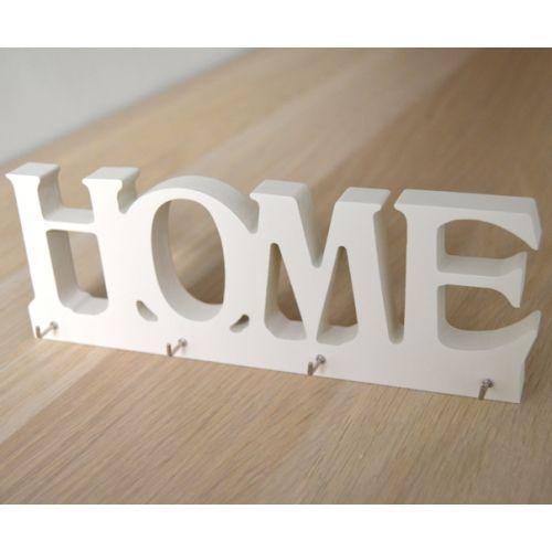 Cuelga Llaves madera Home