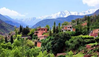 http://www.tours-morocco-travel.com/: Day trip from Marrakech to Ourika Valley - http://...