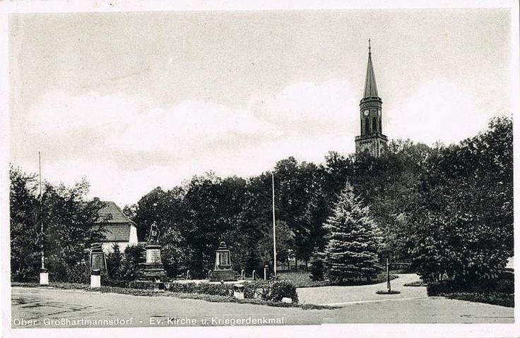Ober Großhartmannsdorf- Bunzlau ev. Kirche