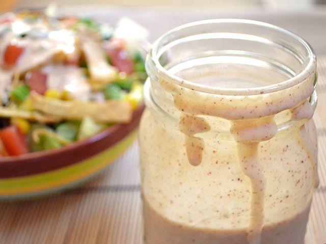Southwestern Salad Dressing