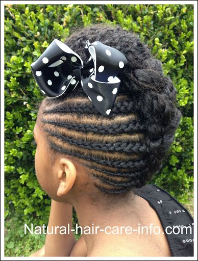 Braided Updo, Updo Hairstyle Tutorial, Pompadour Hair Style Follow BHI on Facebook & Twitter too!  http://www.facebook.com/blackhairinformation https://twitter.com/#!/BlackHairInfo