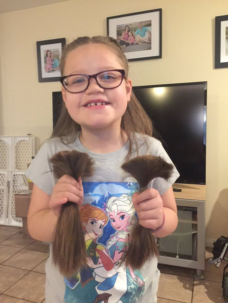 Donations To Children With Hair Loss